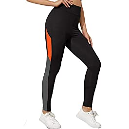 Neu Look Gym wear Leggings Ankle Length Workout Pants with Phone Pockets | Stretchable Tights | Mid Waist Sports Fitness…