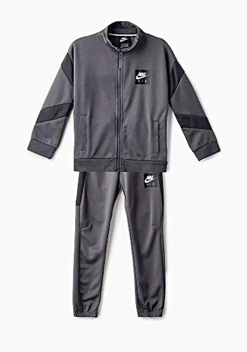 Nike B NK Air TRK Suit - Chándal, Niño, (Dark Grey/Anthracite/Dark ...