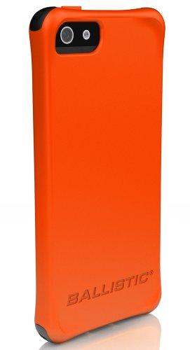 Ballistic LS0955-M435 LS Case for iPhone 5/5s-Retail Packaging-Orange