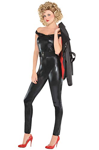 SUIT YOURSELF Greaser Sandy Halloween Costume for Women, Grease, Large, Includes Accessories -