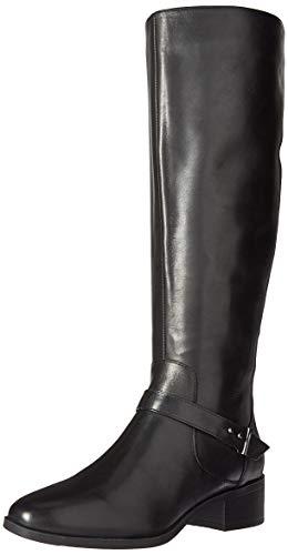 Bandolino Women's BLOEMA Fashion Boot, Black, 7 M US