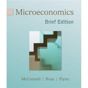 Microeconomics [Paperback] pdf epub