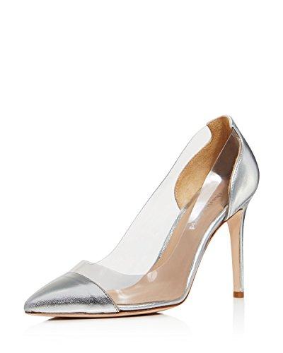 Charles David Women's Pump Silver sale 100% original largest supplier online cheap choice cheap visa payment fashion Style online PlPvY