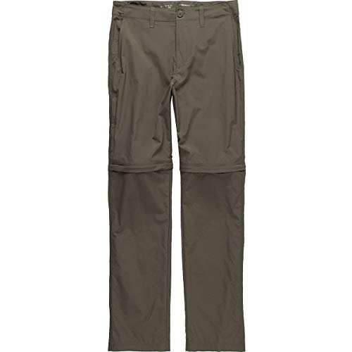 Mountain Hardwear Men s Castil Convertible Pant Darklands 30 S