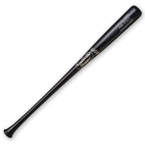 Louisville Slugger C271 Pro Stock Ash Bat, 32-Inch, Black