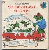 Splish-Splash Sounds, Golden Books Staff, 0307119262