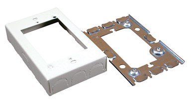 Wiremold B-5 Outlet Extension Box Starter Box Plate