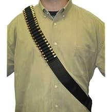 Rifle Cartridge Bandoleer - Holds 50 - 223 to 44 Magnum or 410 Shells - Bagmaster