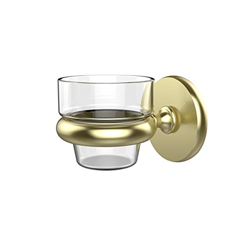 Allied Brass P1064-SBR Wall Mounted Votive Candle Holder, Satin Brass