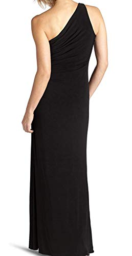 c07729d20fc Home Brands Formaldresses Laundry by Shelli Segal Women s One Shoulder Long  Gown