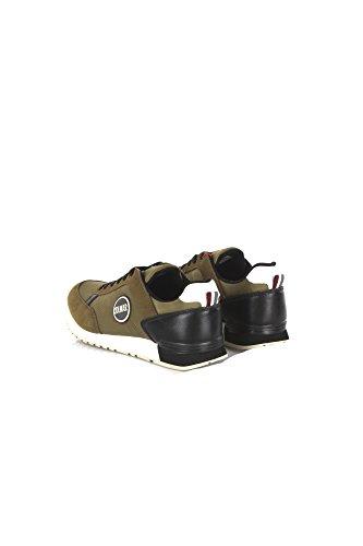 Colmar Sneakers Uomo 45 Militare A-Travis Drill. Primavera Estate 2018