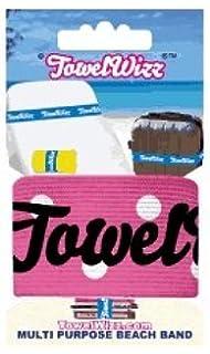 Towelwizz Multi Purpose Beach Band AQUA