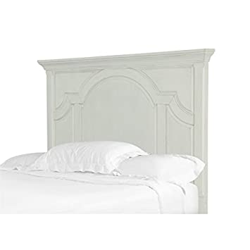 Magnussen Hancock Park King Panel Headboard in Vintage White
