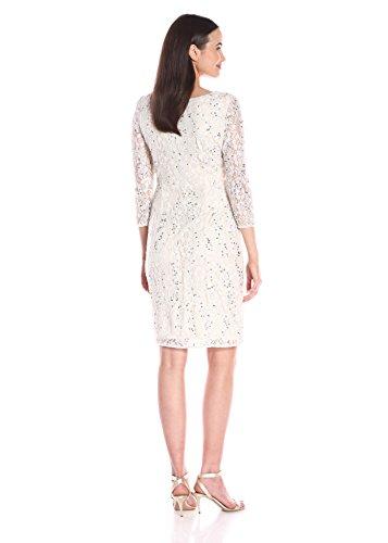 Pisarro Nights Women's Short Beaded Dress