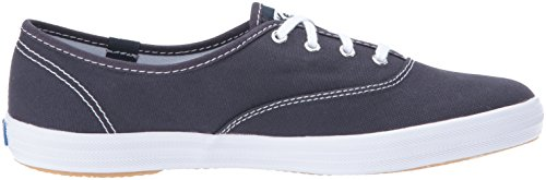 Mode black white Text Keds Femme Core Champion navy Baskets Bleu nWxPwaHw