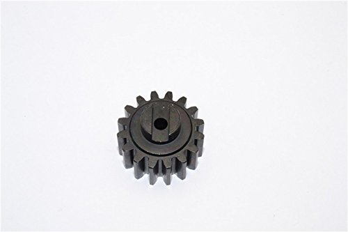 Baja 5b Rtr - HPI Baja 5B RTR, 5B SS, 5T Upgrade Parts Steel Pinion Gear (16T) - 1Pc Black