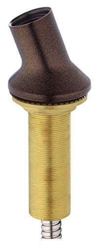 Personal Handshower Accessory - Danze D491100BR Handshower Rough-In for Roman Tub Personal Spray, Tumbled Bronze