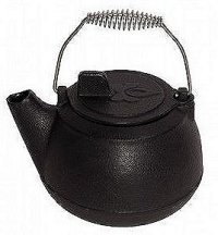 Camp Chef Cast Iron 2 Qt. Tea - Chef Set Pot Camp