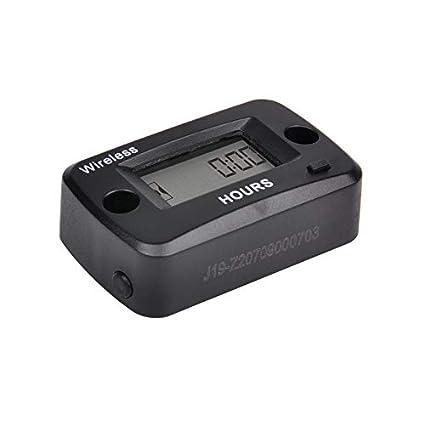 Amazon.com: Jayron - Medidor de horas de vibración activado ...