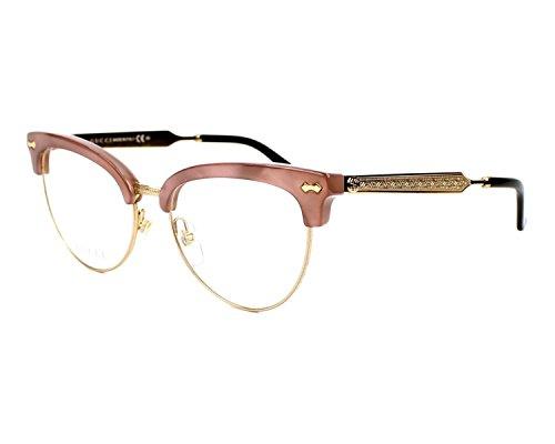 Gucci - GG 4284, Cat Eye, acetate, women, PINK MOTHER PEARL(R4J), - Eye Cat Gucci Frames