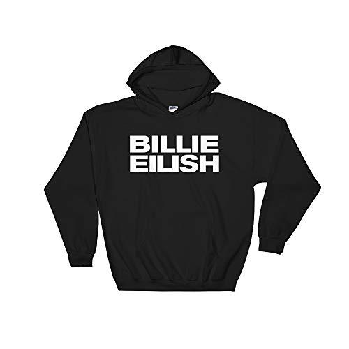 Eureka-Store Billie Eilish Hoodie Sweatshirt-Funny Billie Eilish Gifts for  Lovers-Ocean Eyes