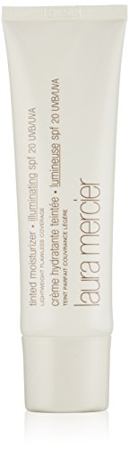 Laura Mercier Illuminating Tinted Moisturizer SPF 20, Bare Radiance, 1.7 Ounce