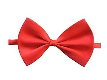 129d774a0d703 Cravate Créative Hommes 5 Pcs Mode Enfants Pré-lié Bowties Garçons Enfants  Enfants Couleur Unie