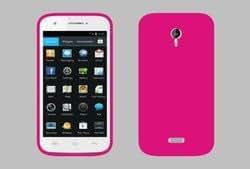 Mobistel Schutzfunda pink - apropiado para Cynus F5
