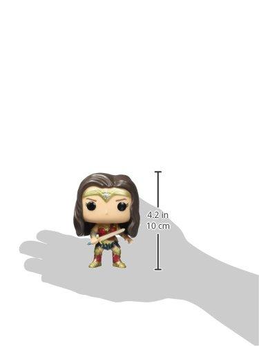 Funko POP Heroes: Batman vs Superman – Wonder Woman Action Figure