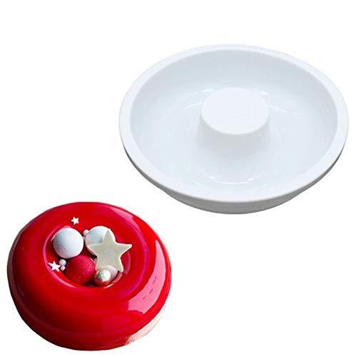 TGSEA Molde redondo con forma de donut para tartas y horno, para ...