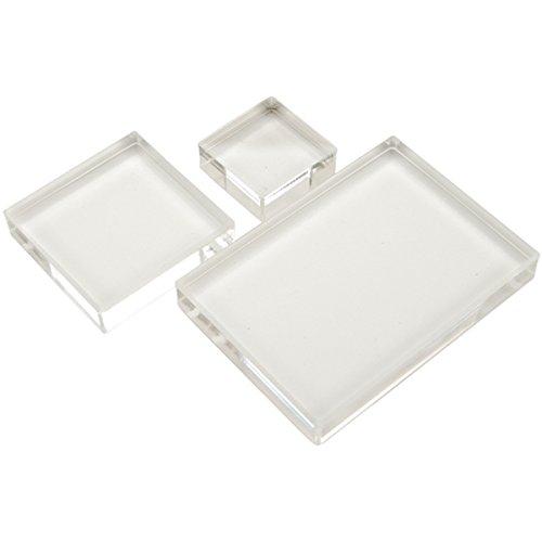 - Apple Pie Memories Acrylic stamping blocks