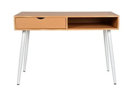 Ts ideen bureau console ordinateur table dappoint secrétaire 1