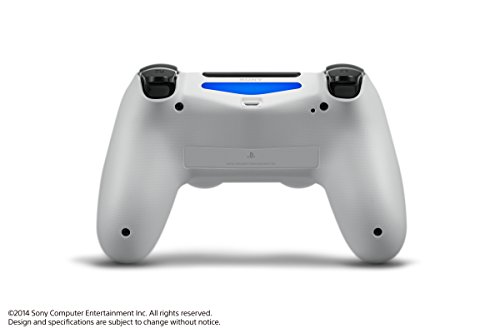 DualShock 4 Wireless Controller for PlayStation 4 - Glacier White 4
