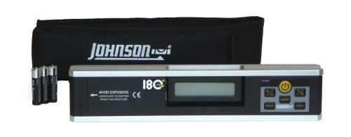 Johnson Level and Tool 40-6080 12