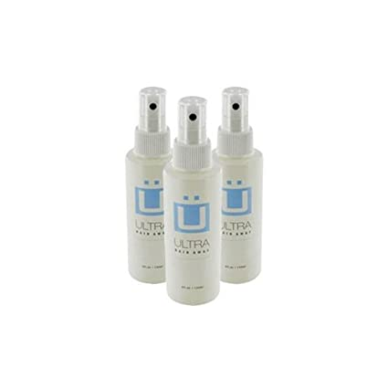 Ultra Hair Away- Spray inhibidor del vello- 3 Botes
