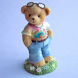 Deann... You're the Colorful Stuff That Friends Are Made of Cherished Teddies 112452