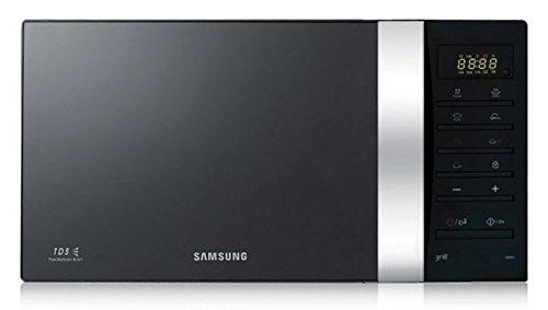 Samsung GE86VT-BBF 23L 800W Negro, Plata - Microondas (23 L ...