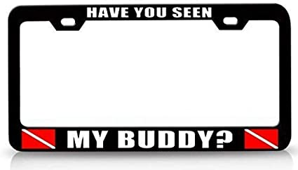 Headwind GR Black Love License Plate Frames Car License Plate Frames for US Canada Vehicles,12/×251 in-ch
