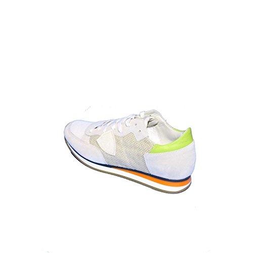 Philippe Model TRLU-PS Tropez Sneakers Uomo bianco ... 07c9dbba385