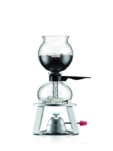 Vacuum Coffee Maker Single Cup : Bodum PEBO Coffee Maker, Vacuum Coffee Maker, Siphon Coffee - Import It All