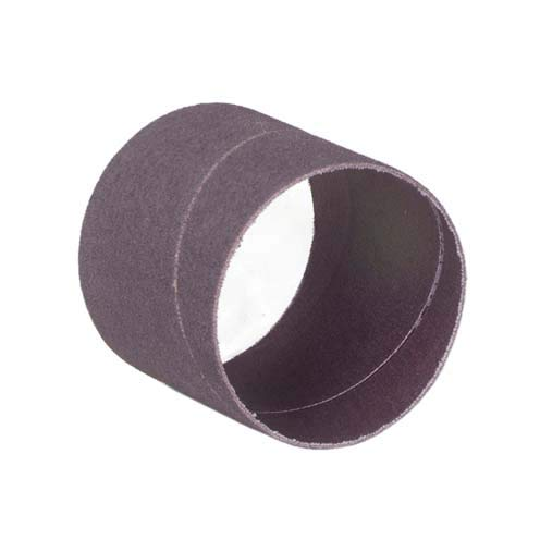 Pack Qty: 100, Pack of 30 180 Grit Spiral Band 1 in Wide 1 in Diameter
