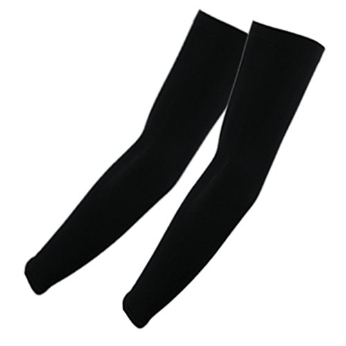 1 Pair Sleeves Black