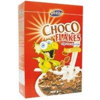 Copos De Trigo Con Chocolate Alto Contenido De Vitaminas B1 B2 B5 B6 B9 B12 H