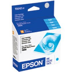 Epson Epson T054220 Cyan Ink Cartridge
