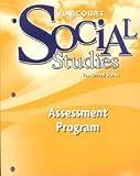 Harcourt School Publishers Social Studies, HARCOURT SCHOOL PUBLISHERS, 015347310X