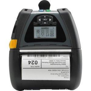 Thermal Printer - Monochrome - Portable - Label Print QN4-AUCA0M00-00 (Zebra Label Printer Software)