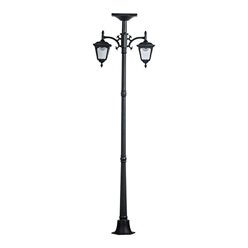 Outdoor Lamp Post Styles - 3