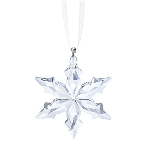 Decorative Holiday Star Ornament (Swarovski Little Star Ornament 2015)