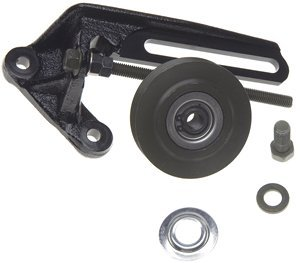 ACDelco 36149 Professional Idler Pulley with Bracket, Washer, Nuts, and Bolts