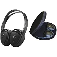 Soundstream VHP12 2-Channel IR Wireless Headphones